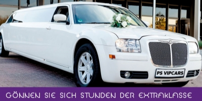 Limousinenservice PS VIPCARS in Borken