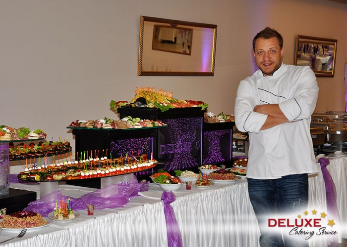 "Catering- und Partyservice ""DeLuxe"""
