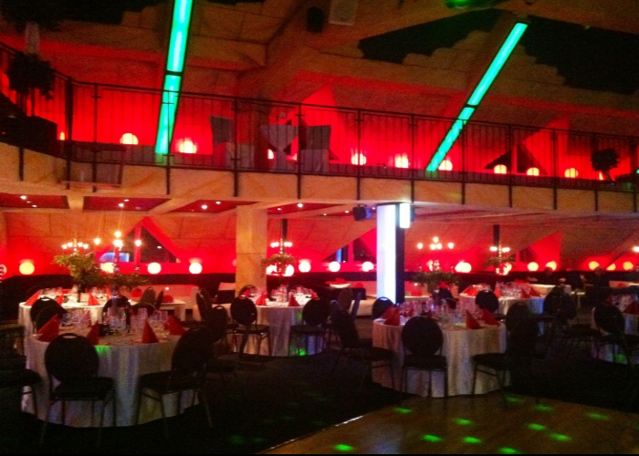Joel Bar Event Location Oberhof